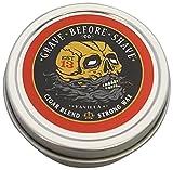 Fisticuffs Cigar Blend Strong Hold Mustache Wax 1 OZ. Tin