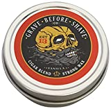 Fisticuffs Cigar Blend Mustache Wax 1 oz Tin