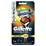 Gillette ProGlide Power Men's Razor Handle + 1 Blade Refill