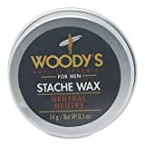 Woody's Stache Wax Neutral, 1 pack
