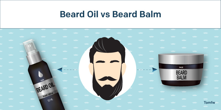 beard oil vs balm