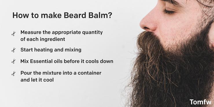 make Beard Balm