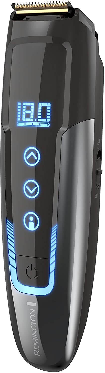 Remington MB4700 Smart Beard Trimmer with Memory Settings and Digital Touch Screen