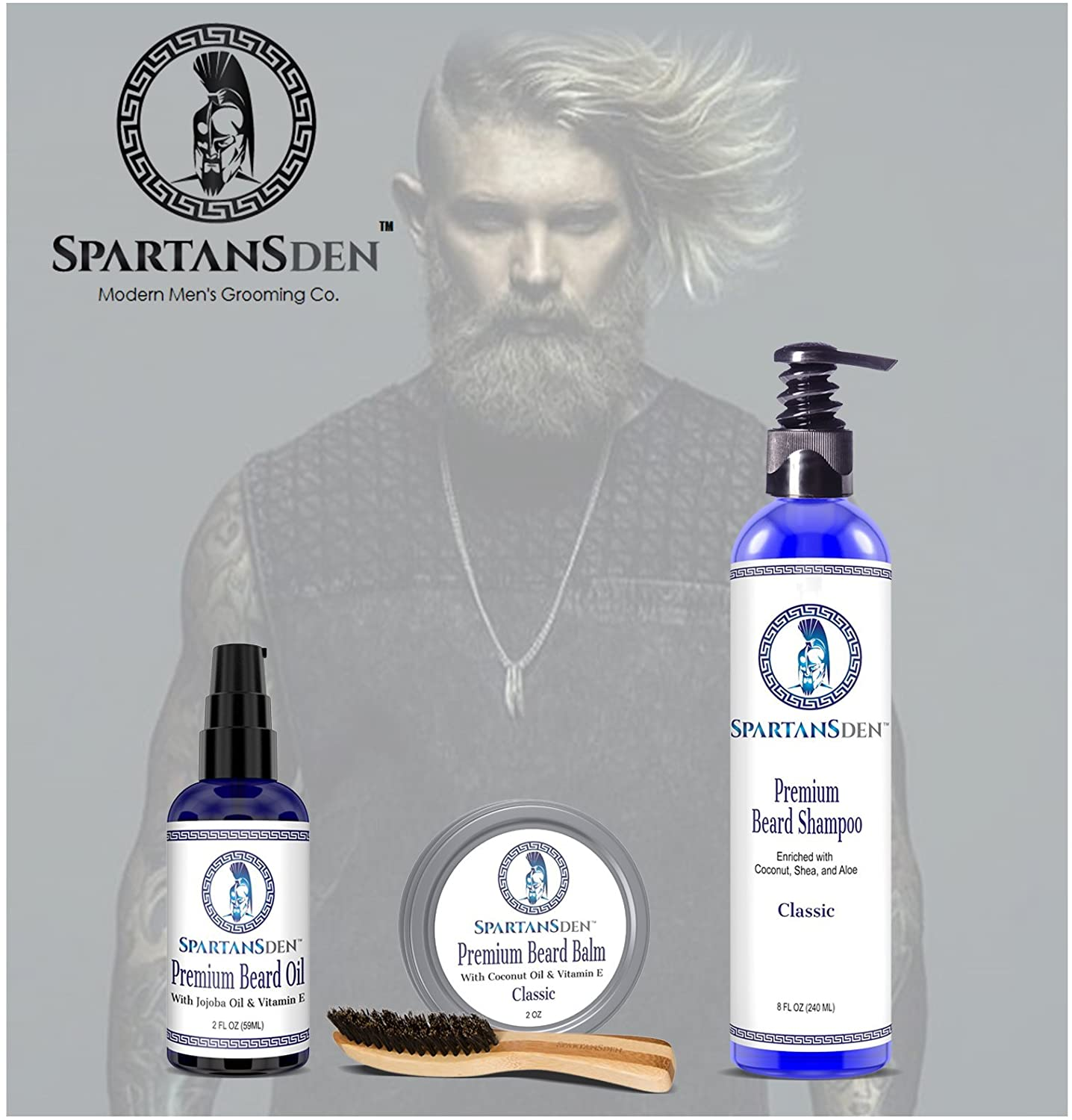 Best Shampoo For Beard Dandruff