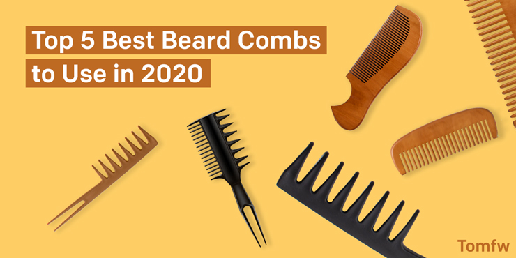 Best Beard Combs to Use in 2020