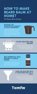 how to make beard balm
