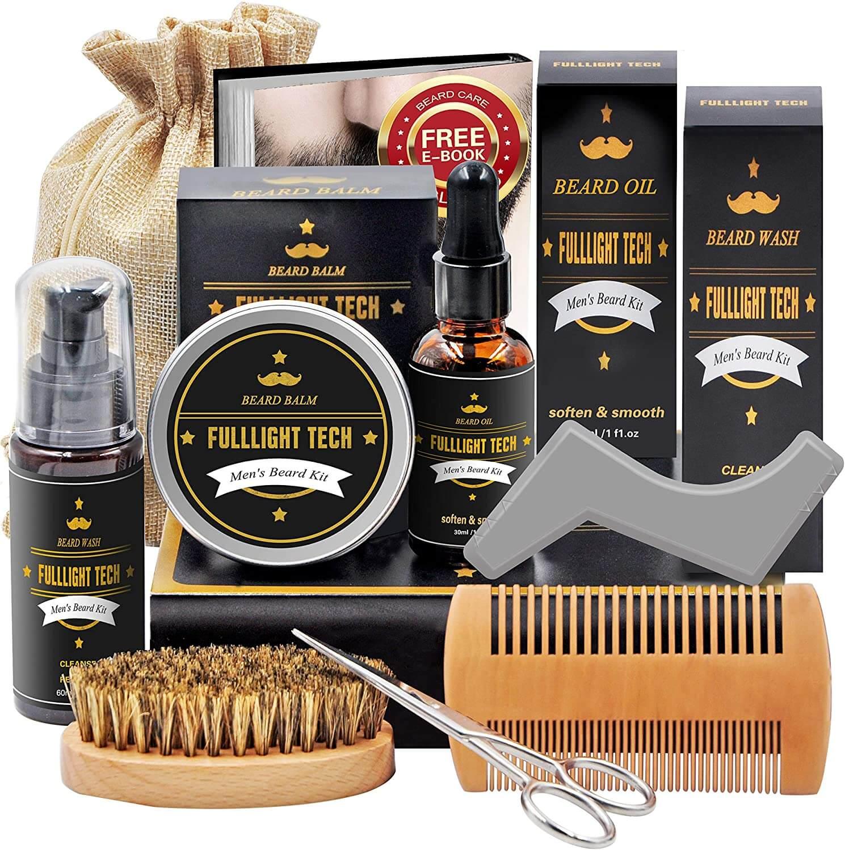 Fulllight Tech Beard Care Kit