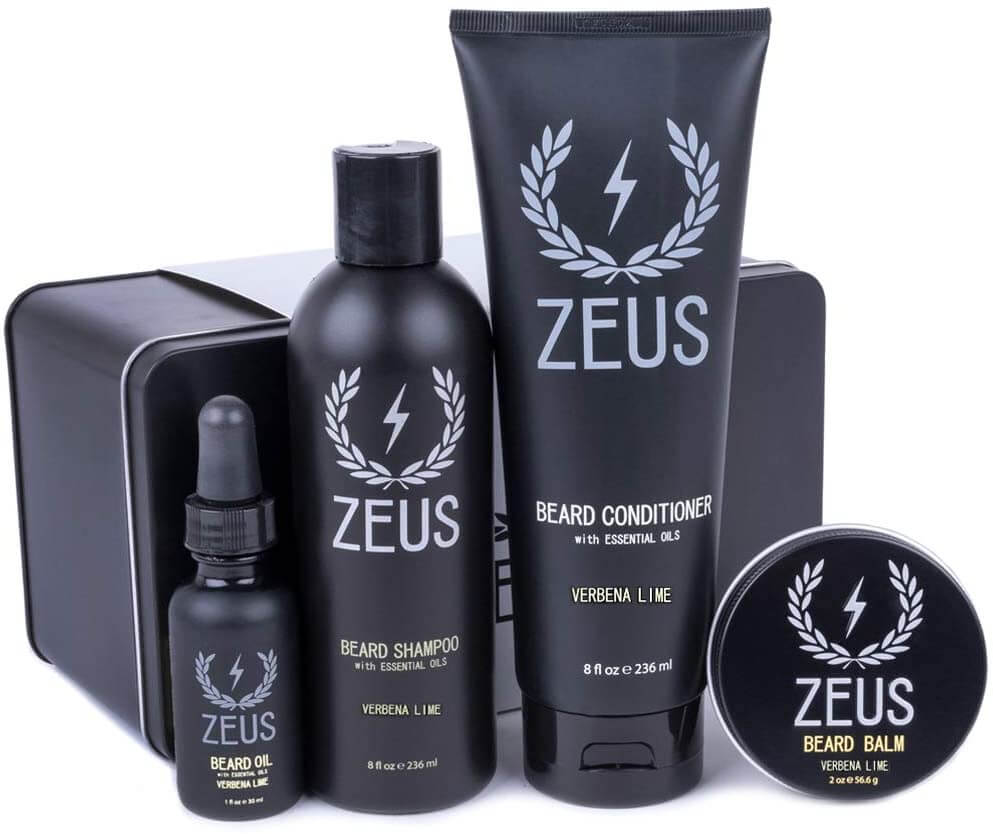 Zeus Beard Grooming Kit