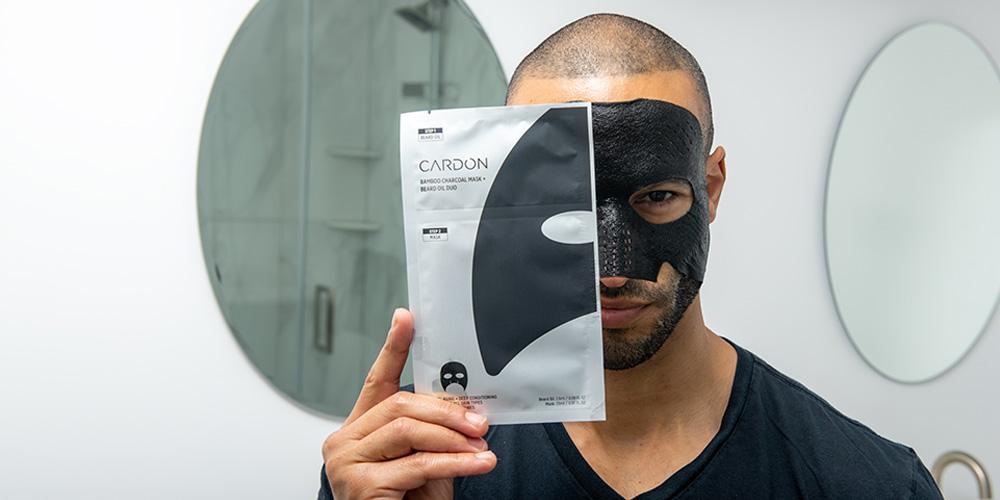 prevent beard dandruff