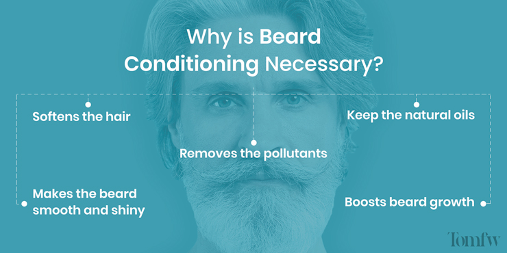 why is beard conditioning necessary