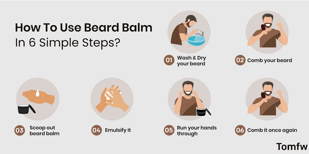 what does beard balm do