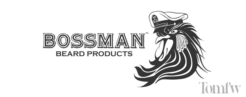 bossman beard review