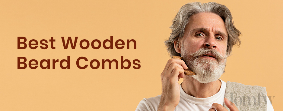 best wooden beard comb