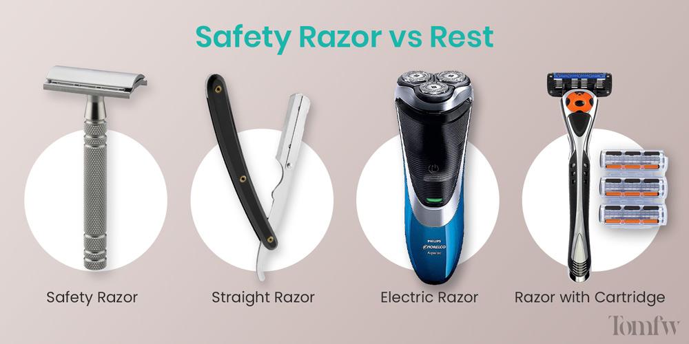 safety razor vs rest razor