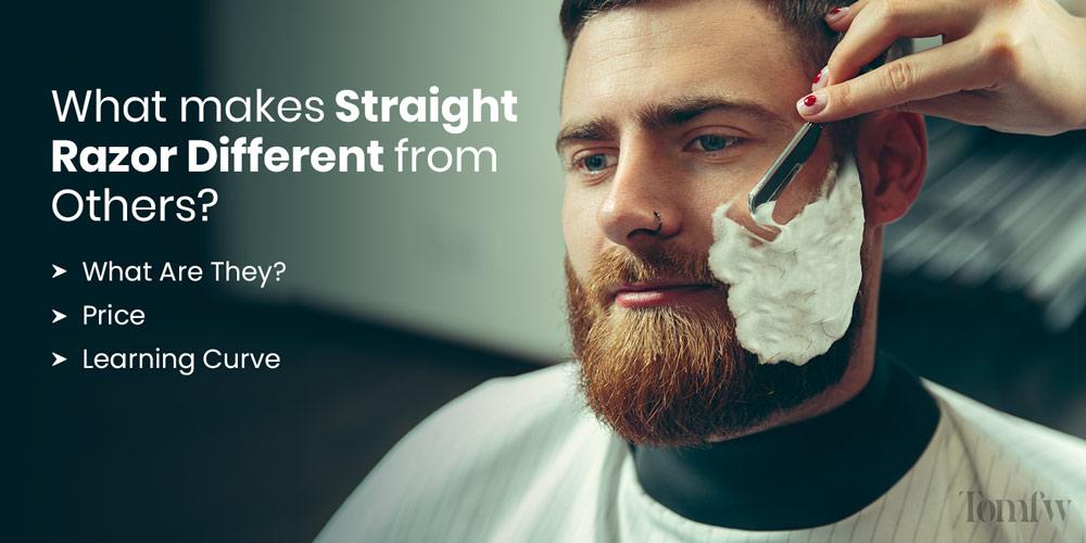 best beginner straight razor