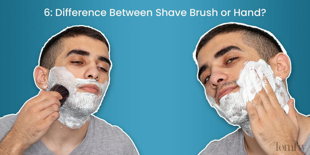 best type of shaving brush