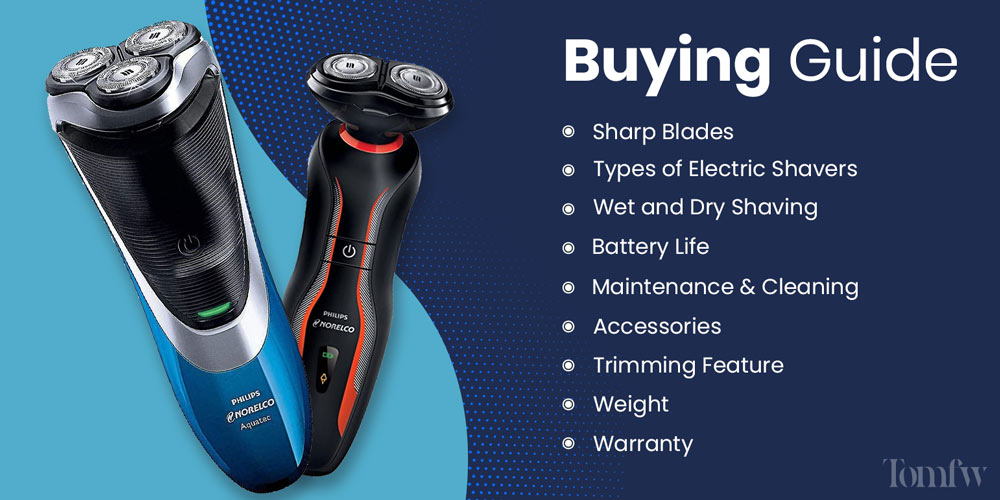 best norelco electric shaver