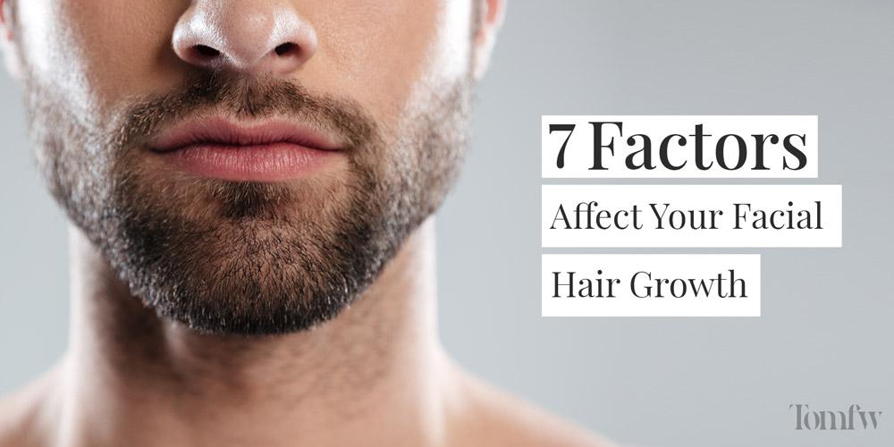 how long does facial hair grow
