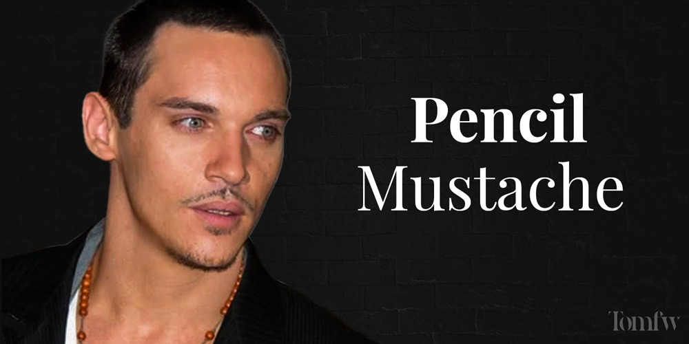 how to thicken mustache