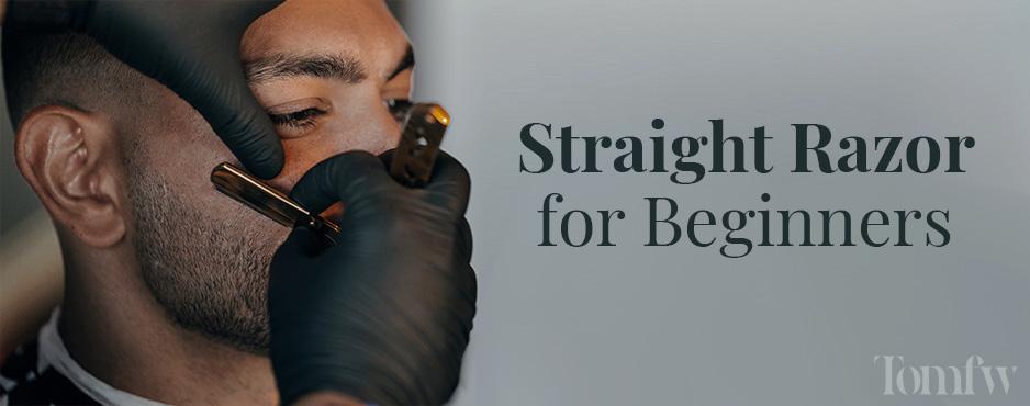 best straight razor for beginners