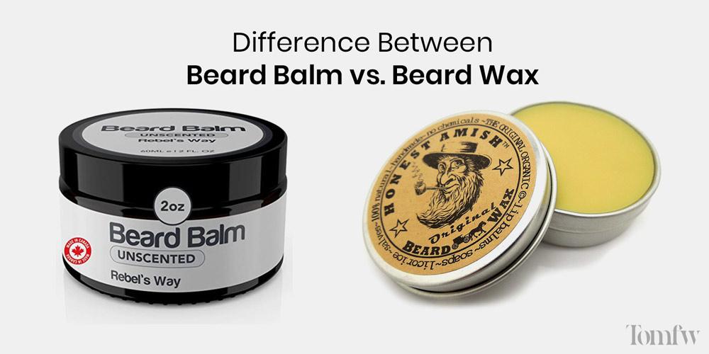 honest amish beard balm vs wax