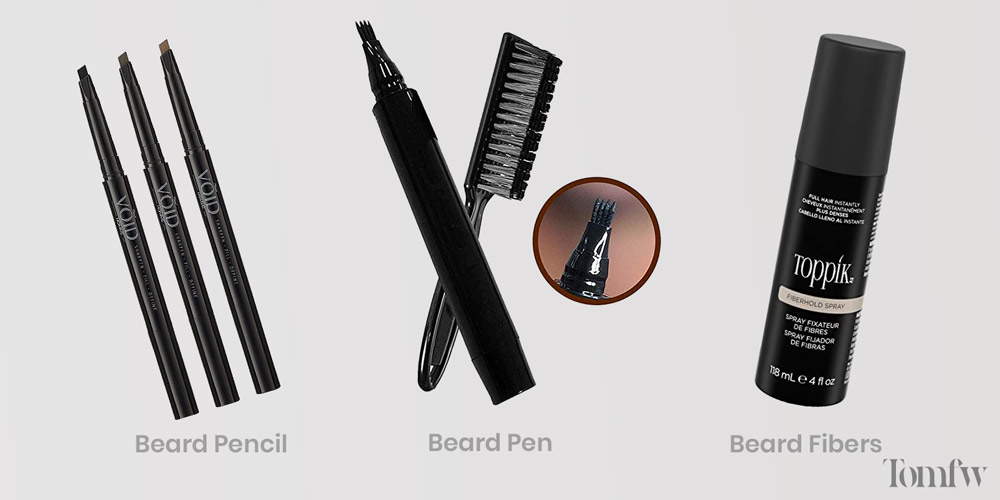 beard filler products