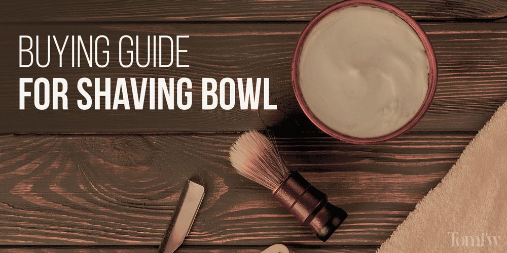 best shaving mugs
