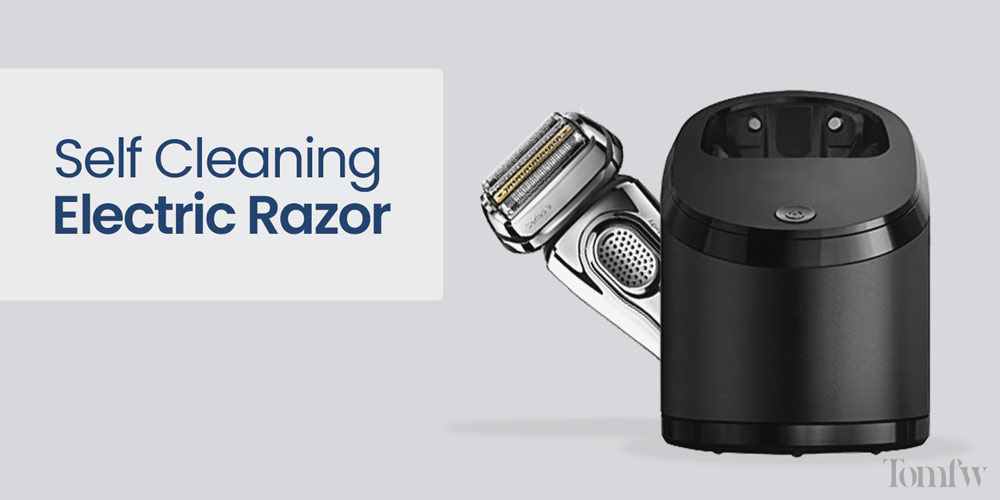electric shaver cleaners