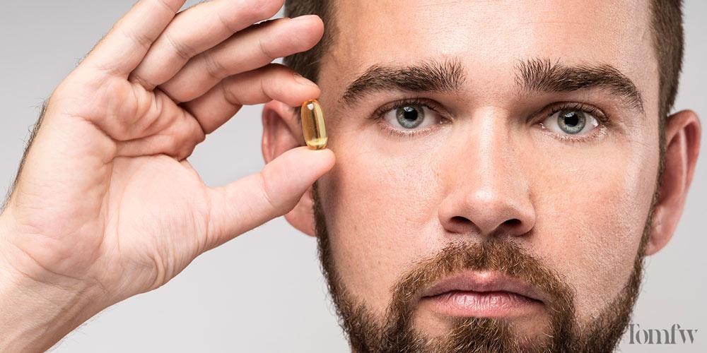 biotin for beard growth dosage