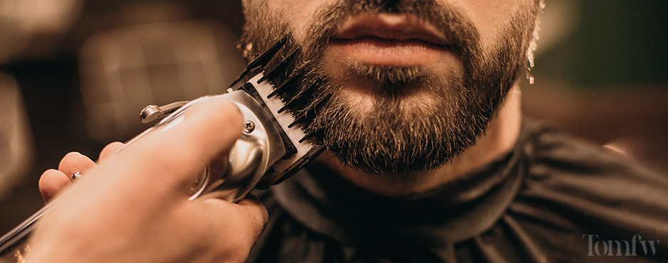 how to use electric shaver