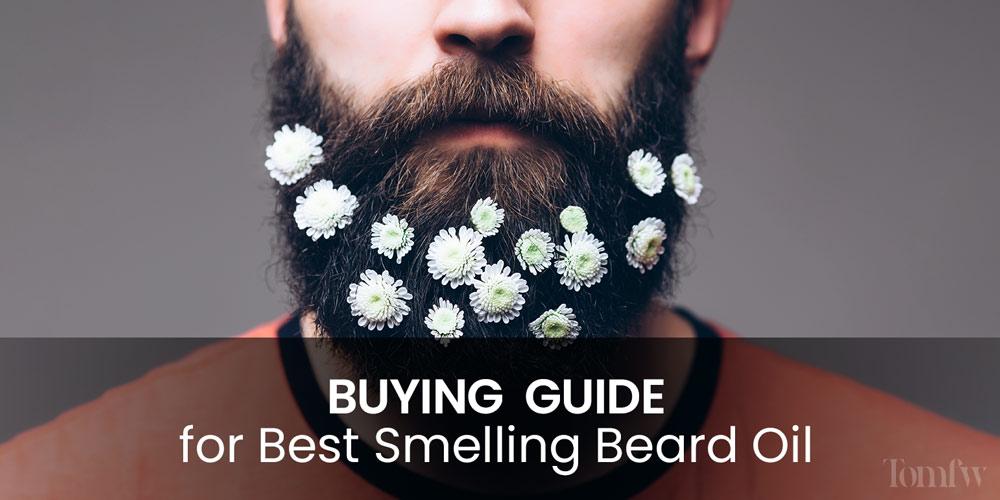scented beard oils