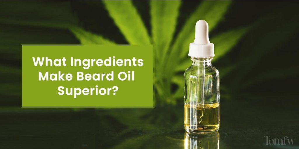 does beard growth oil work