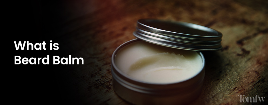 what is beard balm