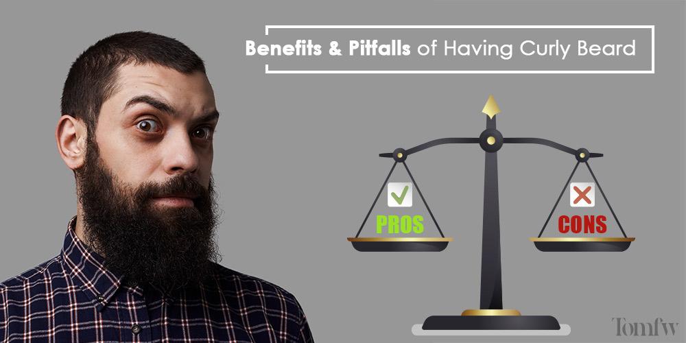 how to keep beard straight