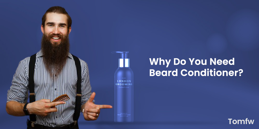 how to condition beard