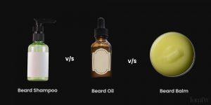 natural beard shampoo