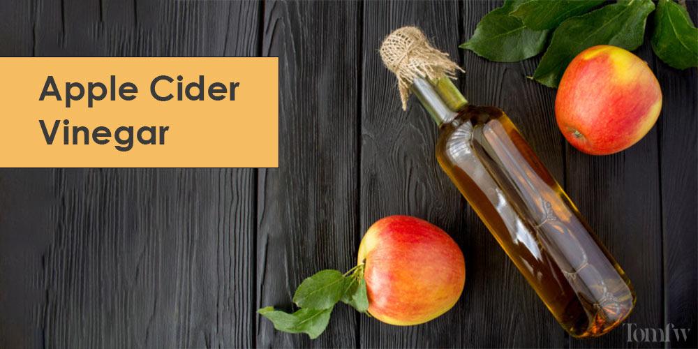 apple cider vinegar as aftershave