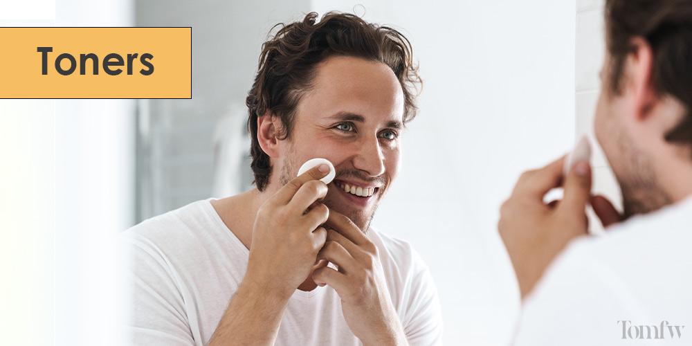 toner before or after shaving