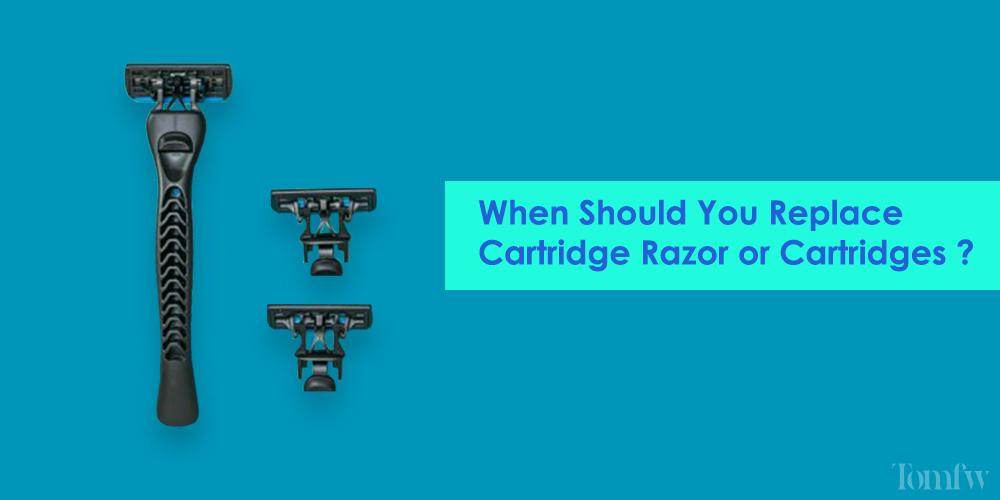 razor blades cartridge
